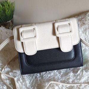 NWT Merimies Vegan Leather Bag